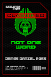eShort, Radiation Angels: The Mission Files, No One Word, by James Daniel Ross